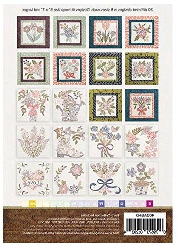 Anita Goodesign Embroidery Quilt