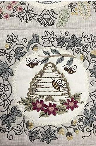 Anita Embroidery Machine Designs Hand Sown Quilt
