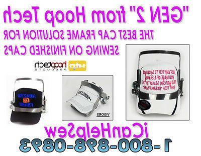 SWF commercial embroidery machine cap Hoop Hat
