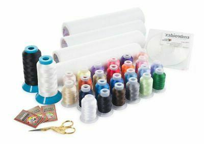 Embroidery Machine Starter - Everything Thread,
