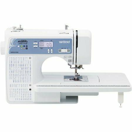 Embroidery Sewing Machine Brother Computerized Portable Quil