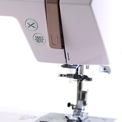 Ever Sewn Sparrow Sewing Machine : 310 Full Alphabets-Perfect for Creative