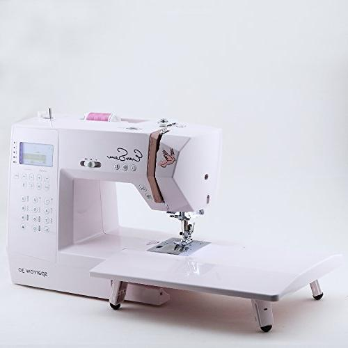 Ever Sewn 30 Sewing Machine Computer-Controlled, 310 Patterns, Full Creative
