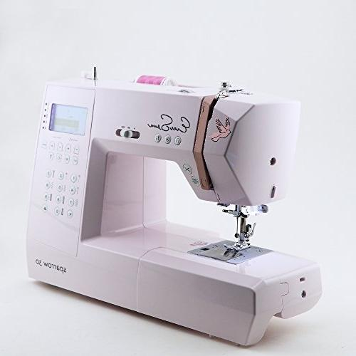 Ever Sewn Sparrow Sewing : 310 Full Alphabets-Perfect Creative