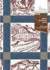 Anita Goodesign Farm Country Quilt Embroidery Machine Design