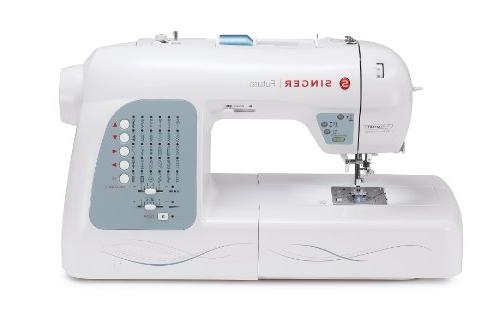 SINGER Futura Sewing and125 Machine including Stitches, Buttonhole,Drop
