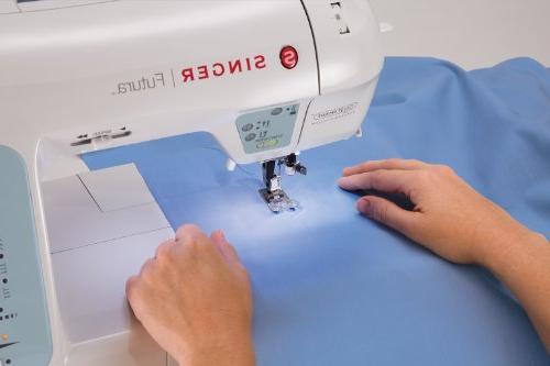 SINGER Sewing Stitches, Fully BuiltIn