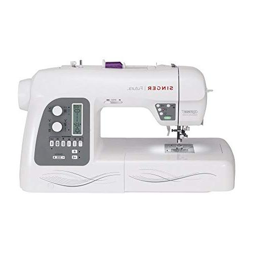 Singer and Sewing including 125 Embroidery 215 Built-in Thread perfect sewing fabrics with