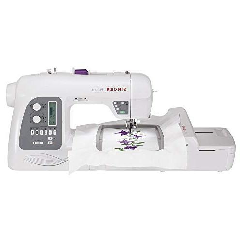 futura 550 embroidery sewing machine