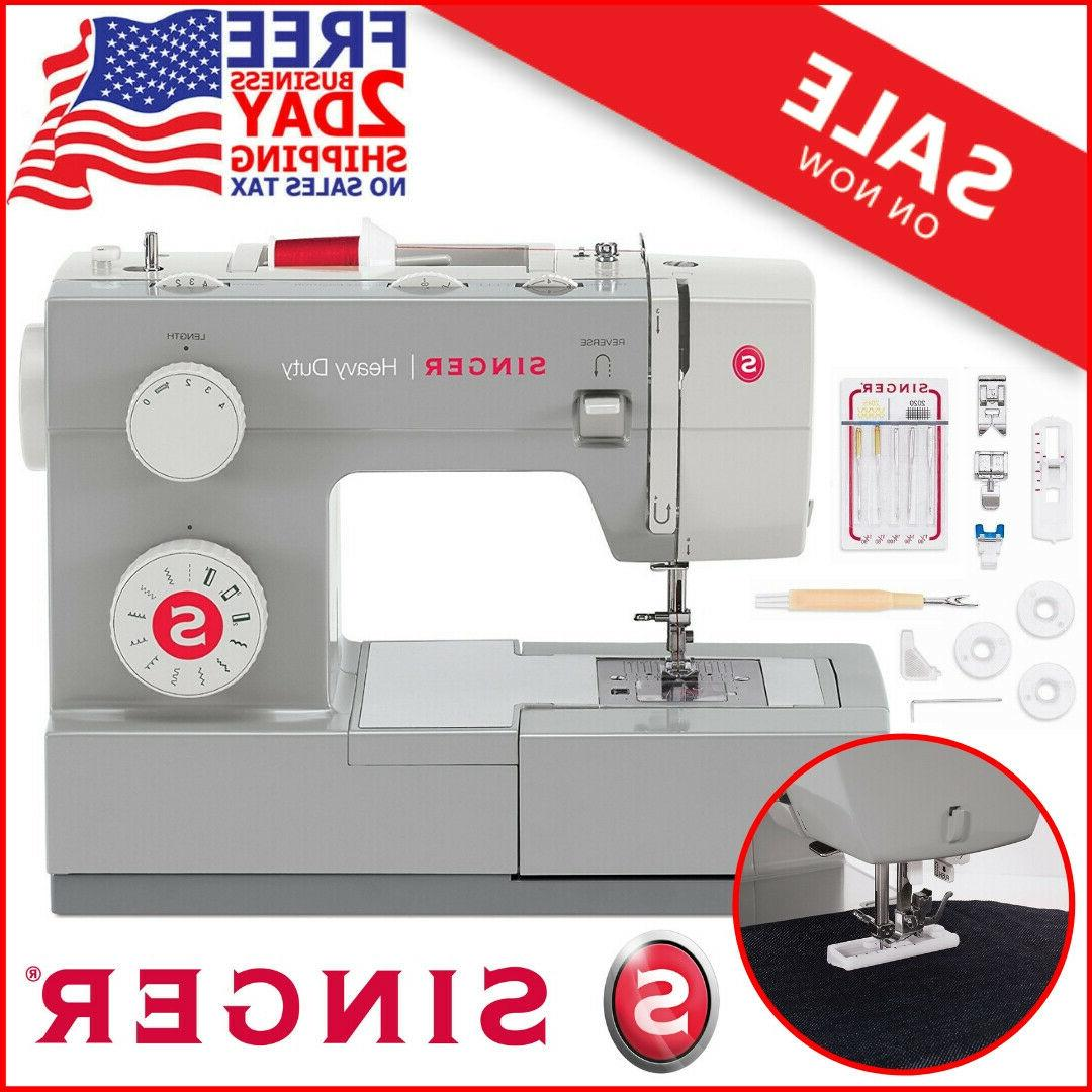 heavy duty sewing machine portable industrial leather