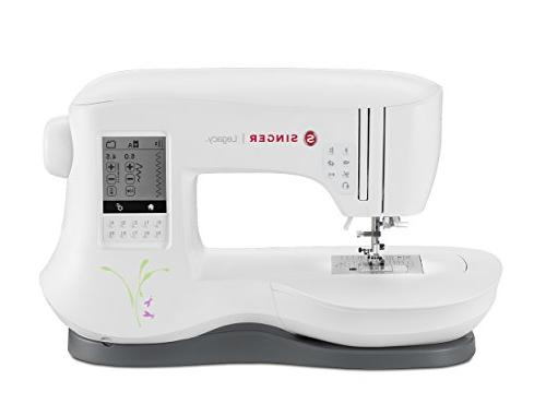 legacy c440 portable computerized sewing