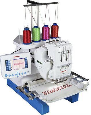 Janome MB4s MB-4S Commercial Emb Machine New + Bonus Kit ove