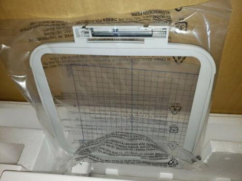 JANOME Memory Craft Embroidery Machine IN