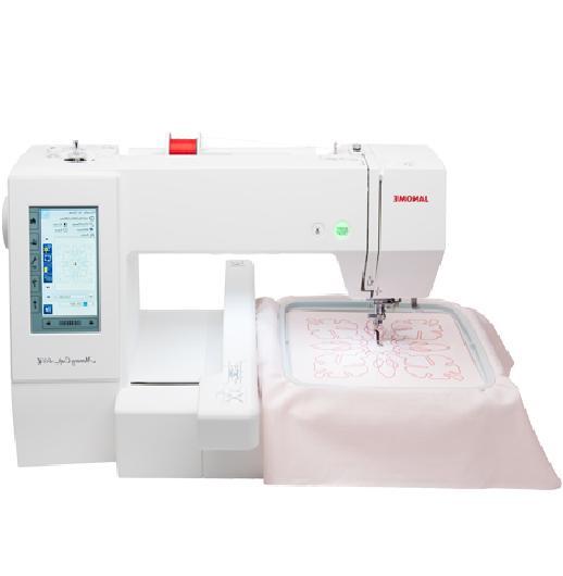 memory craft 400e mc400e embroidery machine