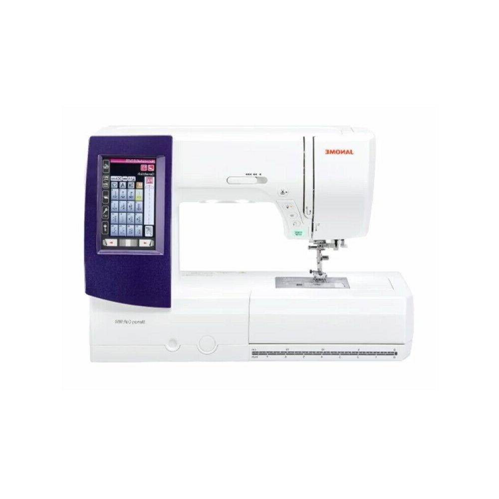 Janome Sewing and New
