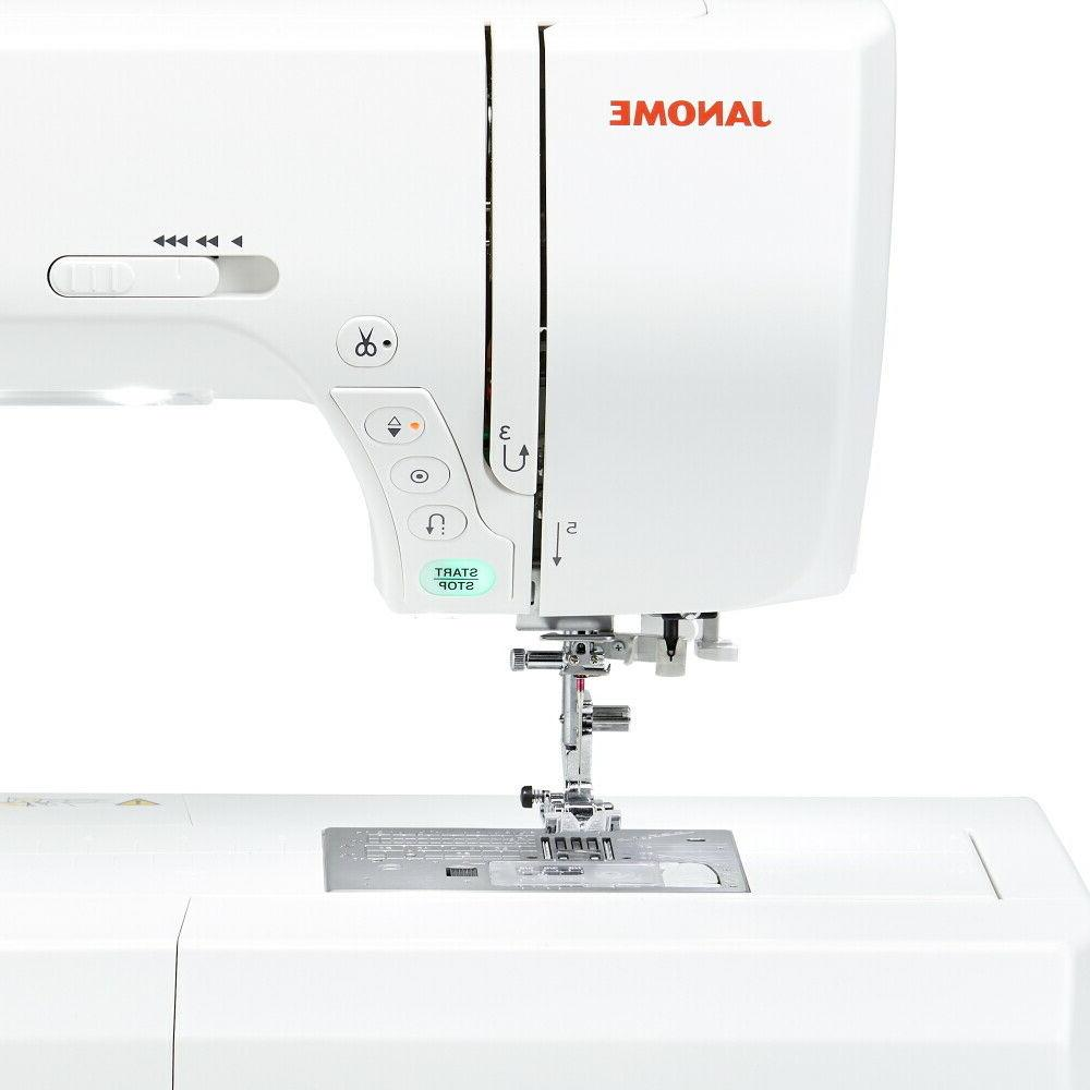 Janome Sewing New