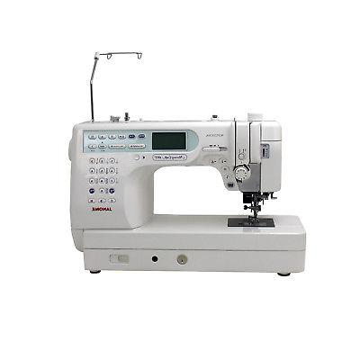 memory craft computerized sewing machine