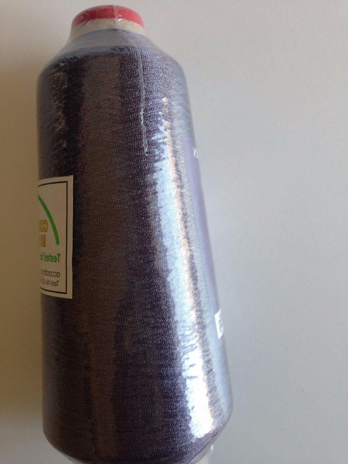Metallic Embroidery Machine Spool 40 5500 Y