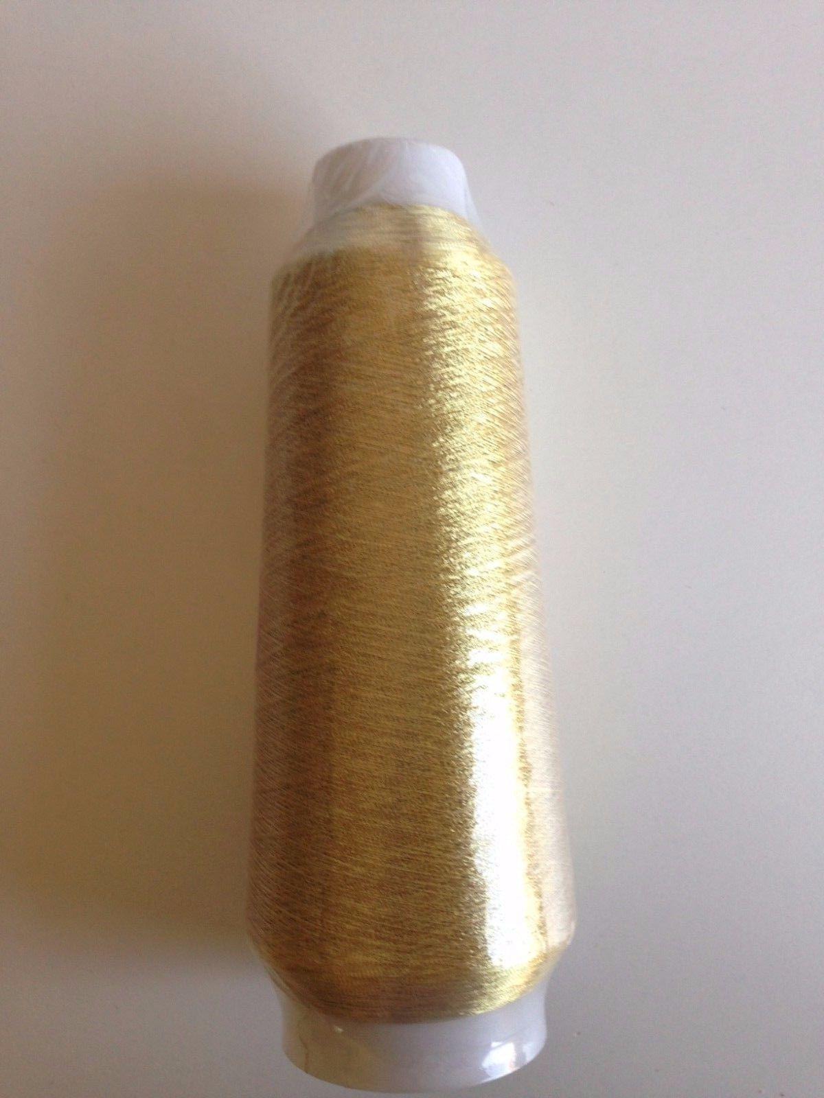 Metallic Thread Machine Spool 40
