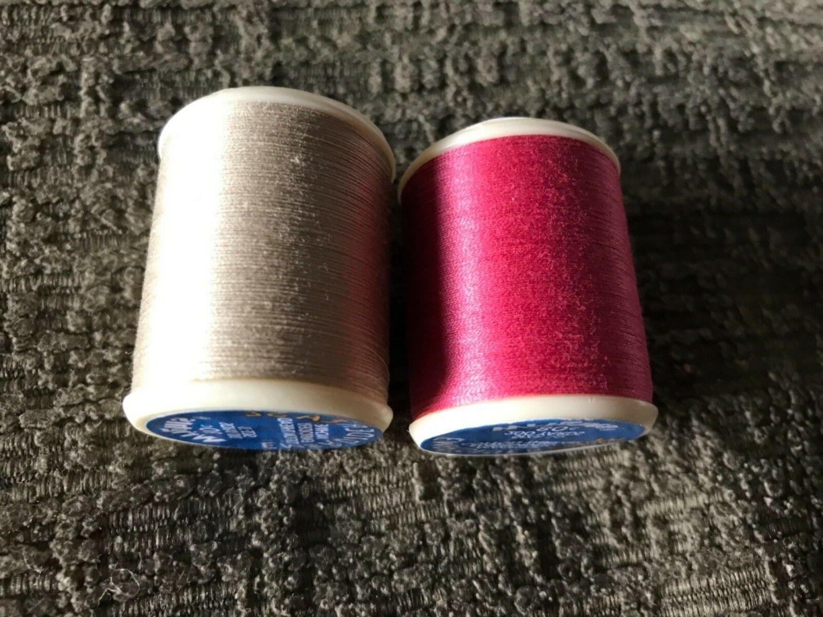 new 100 percent cotton machine embroidery thread