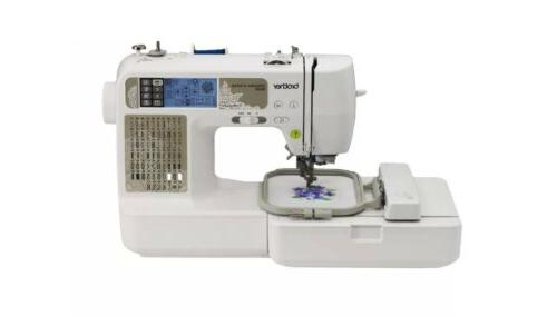 new refurbished sewing and embroidery machine se