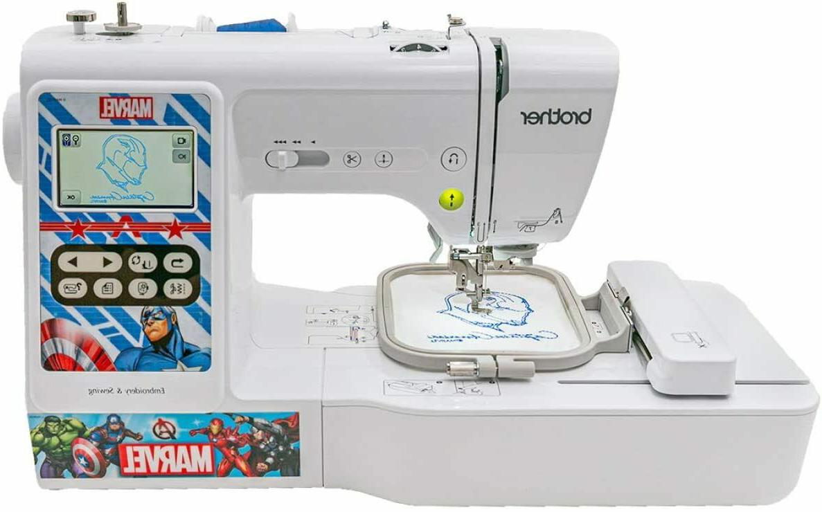 new sealed sewing and embroidery machine 4