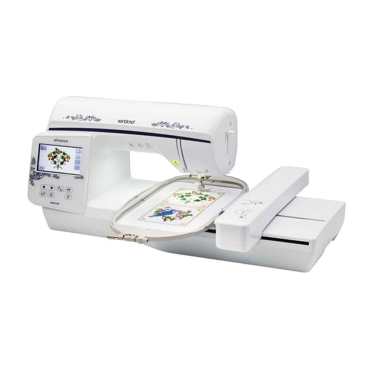 nq1600e embroidery machine new
