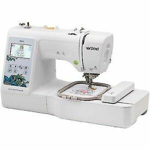 pe535 embroidery machine with 80 built in