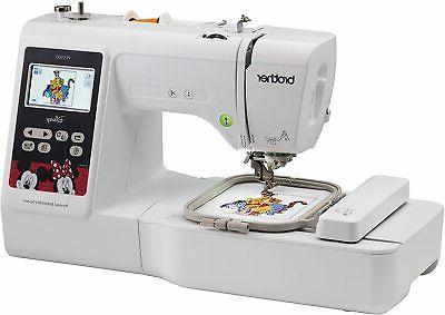pe550d embroidery machine 125 builtin designs