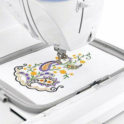 Brother PE770 PE 770 Embroidery Flash Grand Slam Pack...