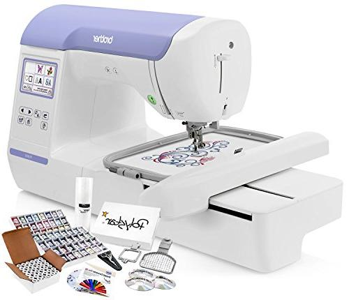 pe800 embroidery machine