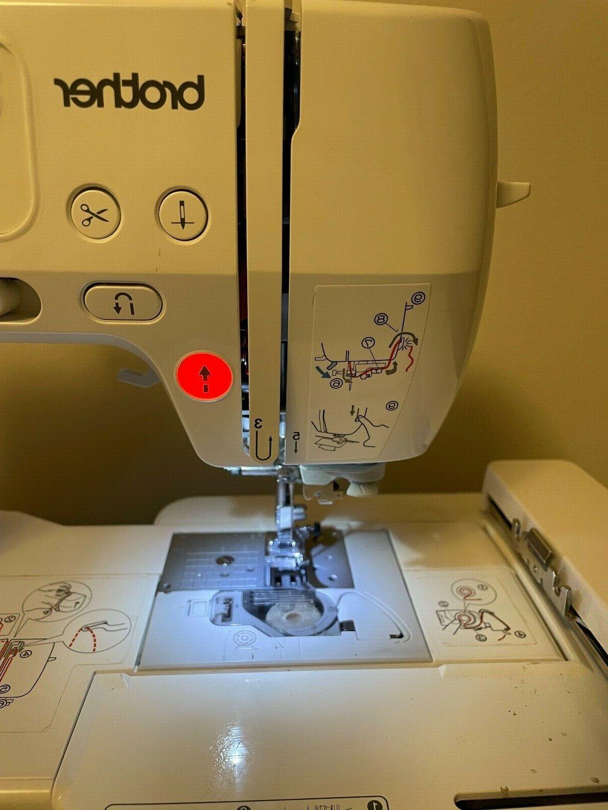 Project Runway Embroidery Machine