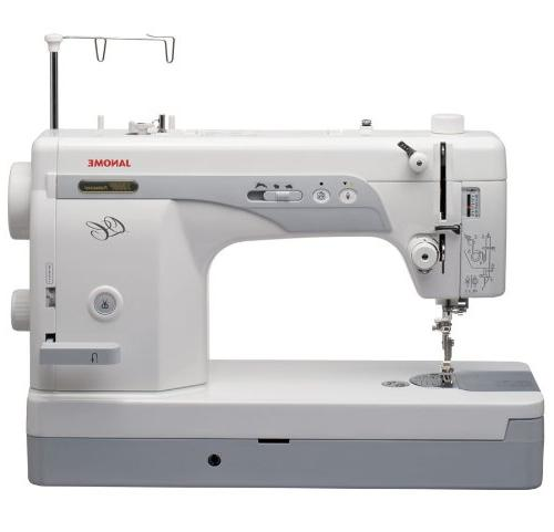 Janome Bundle with Rolling Straight Foot Plate