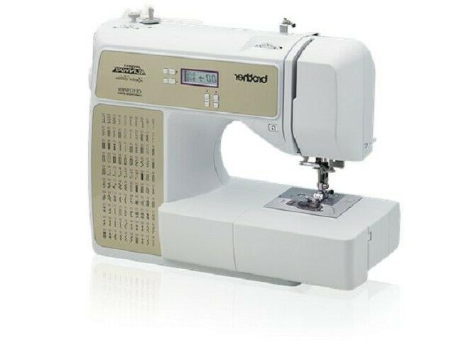 Brother RCE1125PRW Computerized Home Sewing