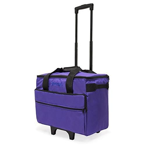 rolling sewing machine trolley