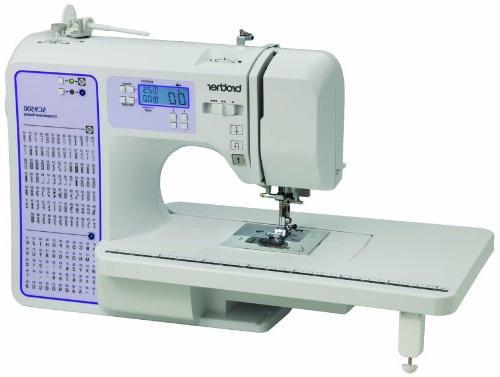 sc9500 computerized quilting machine
