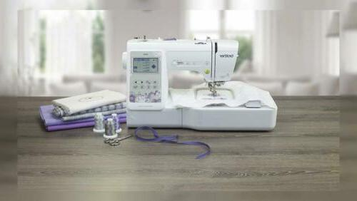 NEW Brother Sewing Machine, SE600, Embroidery