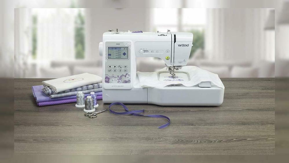 NEW Machine, SE600, Computerized Embroidery