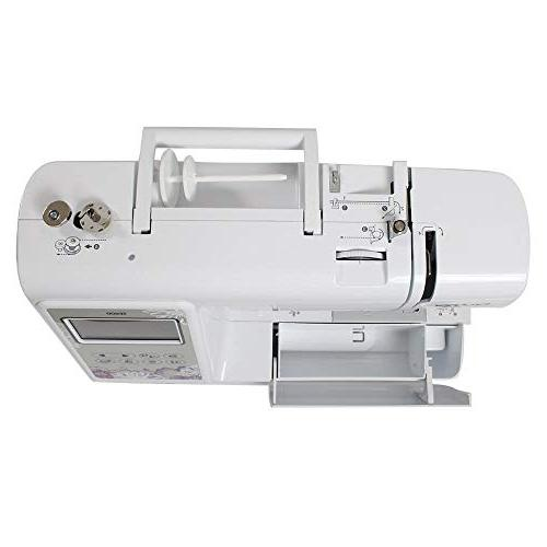 """Brother Sewing and Bundle with 4"""" x Embroidery Area"""