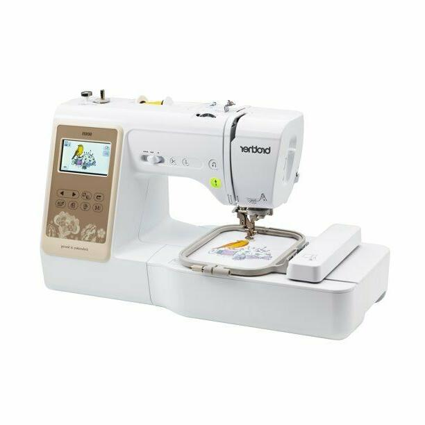 se625 computerized sewing and embroidery machine same