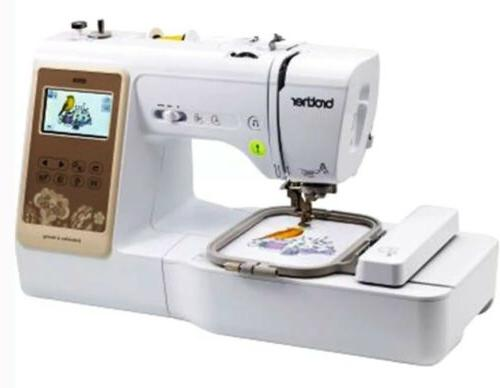 se625 computerized sewing embroidery machine newest model