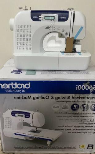 sewing machine cs5055prw 50 stitches electric foot