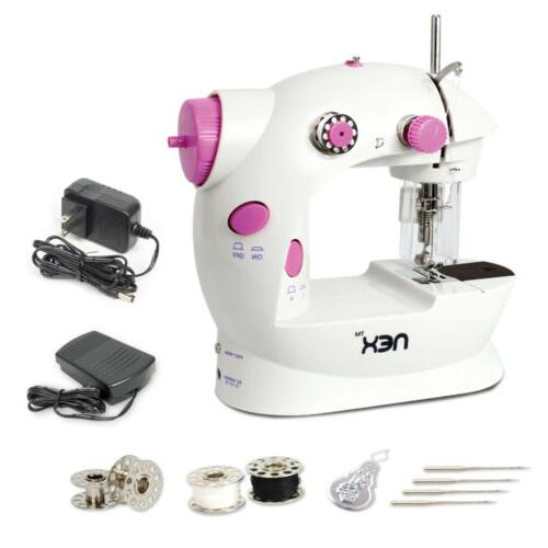 2 speed portable sewing machine electric sewing