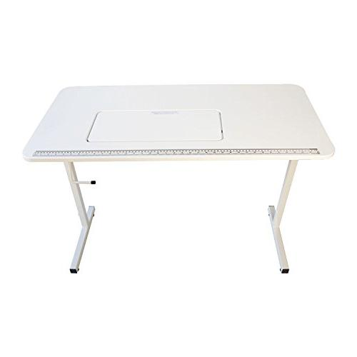Sewingrite Craft Hobby Table - White