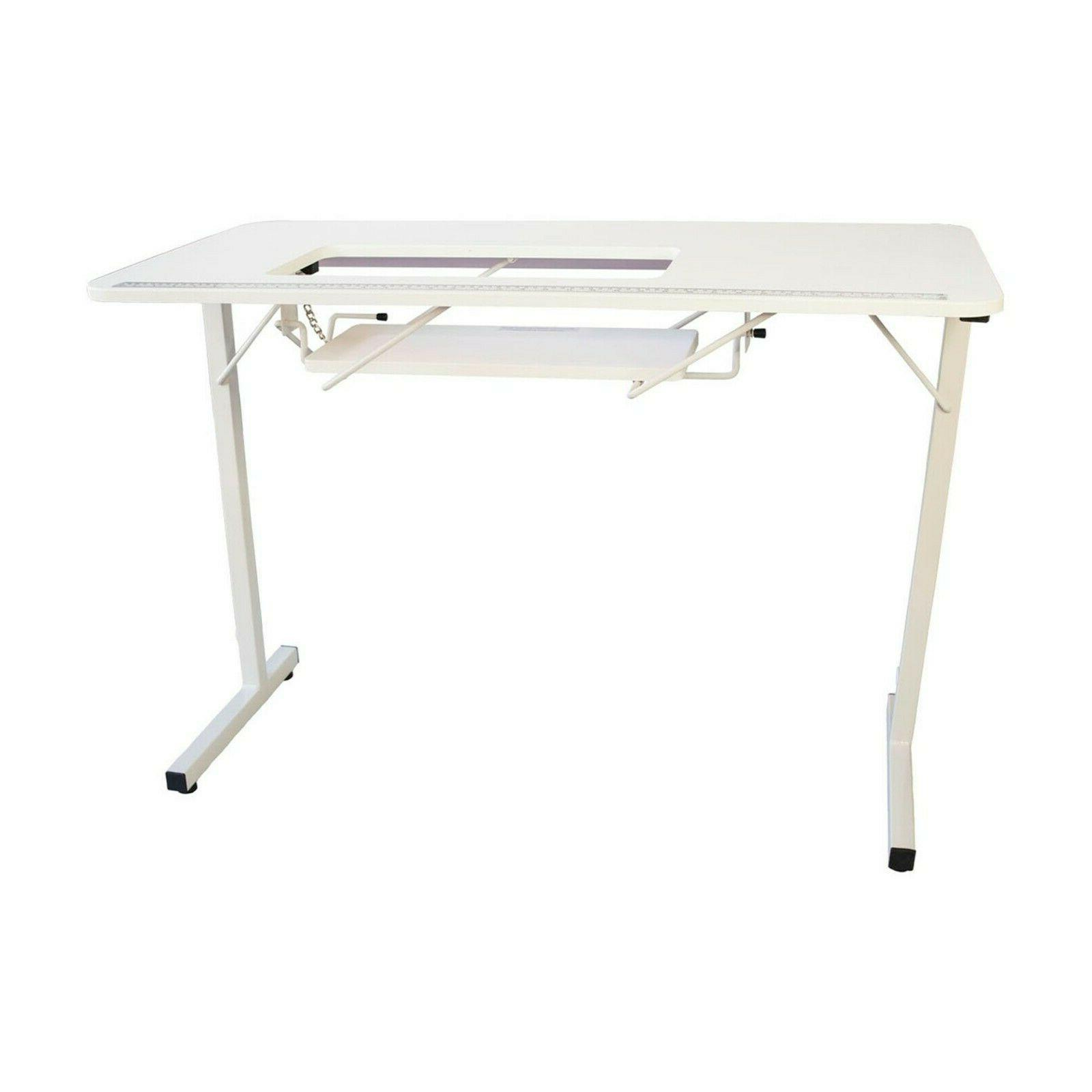 sewingrite foldable craft hobby table