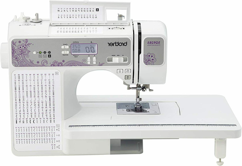 Brother SQ9285 & Machine 150 Stitch