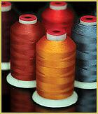 Single Cones Polyester Machine Embroidery Thread 1000m/1100y