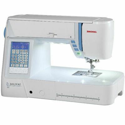 skyline s3 sewing machine
