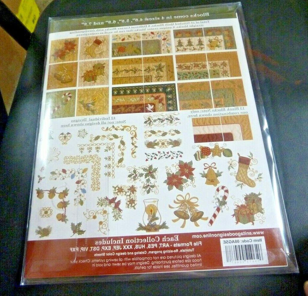 Anita Edition Christmas Embroidery 08AGSE