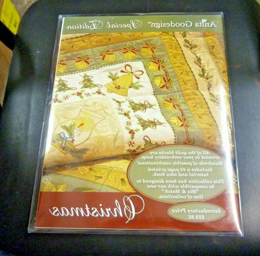 special edition christmas quilting embroidery designs 08agse